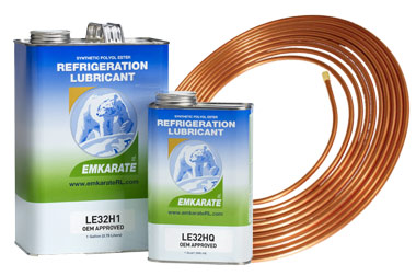 Refrigeration Oils, Accessories, Copper Tubes etc.