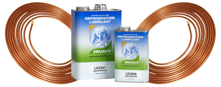 Refrigeration Oils, Accessories, Copper Tubes supplier