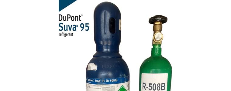 suva 95 Refrigerant gas supplier
